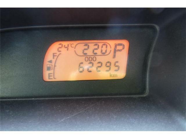 走行距離62295キロ。