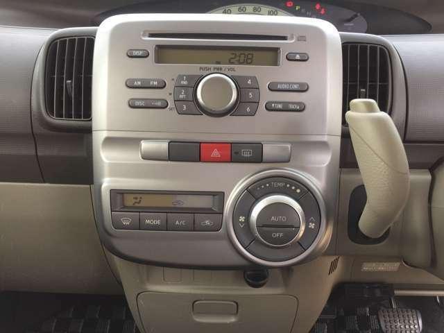 好きな音楽を流しながら、楽しく快適にドライブができそうです♪