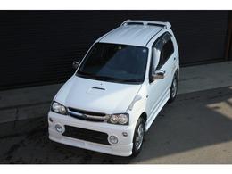 ダイハツ テリオスキッド 660 キスマークX 4WD 4WDターボ・5M/T/21000km