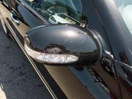 対向車に光でお知らせウィンカーミラー付!!ライトメークもバッチリです!!