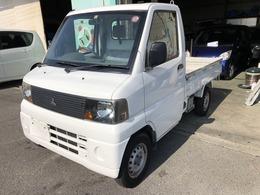 三菱 ミニキャブトラック 660 Vタイプ エアコン付 クラッチ交換済み