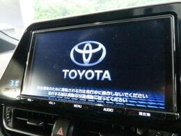 【トヨタ純正9インチSDナビ】使いやすい多機能ナビが装備されています!運転がより楽しくなりますね!
