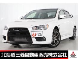 三菱 ランサーエボリューション 2.0 ファイナルエディション 4WD JP0073 5速マニュアル ナビ Bカメラ