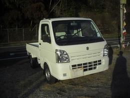 スズキ キャリイ 660 KC エアコン・パワステ 農繁仕様 3方開 4WD 3型 メーカー保証 デフロック