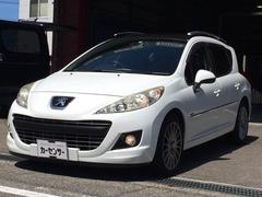 プジョー 207SW の中古車 スポーティアム 石川県金沢市 39.9万円
