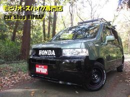 ホンダ モビリオスパイク 1.5 Aタイプ Cキット スパイクギア 新品タイヤ&ラック