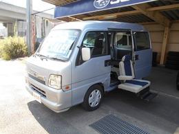 スバル サンバーディアスワゴン 660 福祉車両