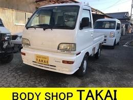三菱 ミニキャブトラック 660 TD 三方開 車検整備付 エアコン