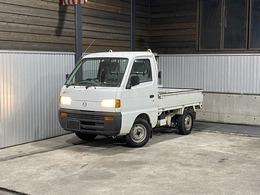 マツダ スクラムトラック 660 3方開 ワンオーナー 4WD