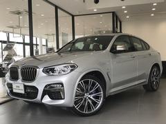 BMW X4 の中古車 M40i 4WD 兵庫県加古川市 778.0万円
