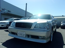 トヨタ クラウンアスリート 2.5 VX 1オ-ナ-禁煙車フルオリジナル 板金塗装歴無