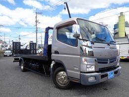 三菱ふそう キャンター 3.0ディーゼル カスタム 積載車 車検R4年3月 走行8.8万キロ