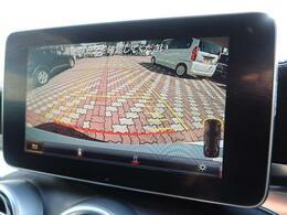 ■【バックモニター】ガイドライン付きで安心して駐車可能です。