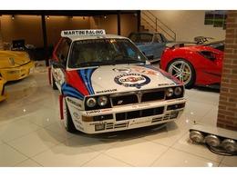 ランチア デルタ HFインテグラーレ エボルツィオーネII 4WD MARTINI RACING カラー