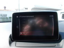 オーディオ機能も充実☆BluetoothやUSBも装備されており外部機器との接続も楽々☆