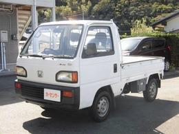 ホンダ アクティトラック 660 SDX 三方開 4WD 5MT 作業灯
