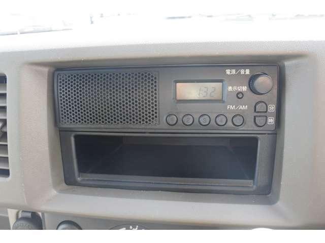 こちらのお車にはAM/FMラジオが付いています♪♪お電話での問い合わせは0066-9711-135728(無料)です♪お気軽にどうぞ♪♪