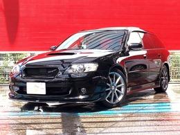 スバル レガシィツーリングワゴン 2.0 GTスペックB 4WD 5MT・STIスポイラー・マッキントッシュ