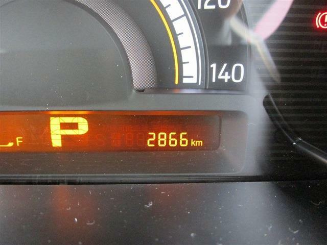 ☆走行2866Km!走行の少ないお車は人気です。展示車一台、早い者勝ちになってしまうのでお早めにご検討をお願いします☆