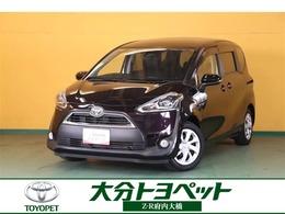 トヨタ シエンタ 1.5 G クエロ 純正7inナビ フルセグTV 両側電動スライド
