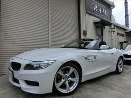 BMW Z4 sドライブ 20i Mスポーツ アルピンホワイトブラックレザーインテリア