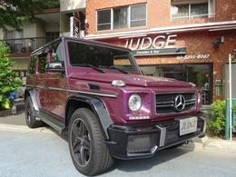 メルセデスAMG Gクラス G63 ロング クレイジーカラー リミテッド 4WD 限定11台 ギャラクティックビ-ム
