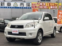 トヨタ ラッシュ 1.5 G 走行距離3.7万キロ/車検令和4年1月