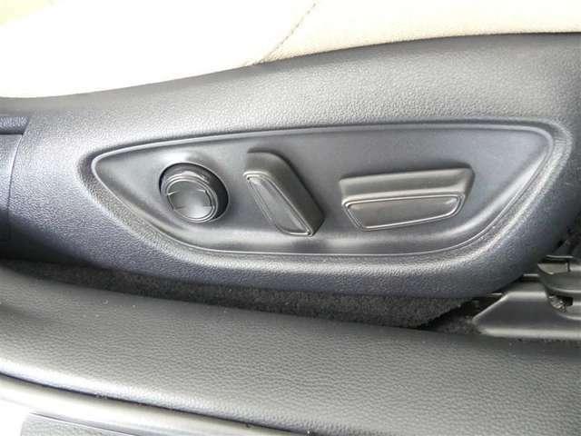 パワーシートは高級車の象徴?今も昔もパワーシートは贅沢な装備の一つですね。