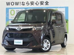 トヨタ タンク 1.0 G S 4WD 両側パワスラ 衝突軽減 後席サンシェード