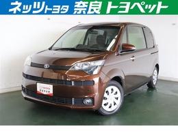 トヨタ スペイド 1.5 G ワンオーナー・メモリーナビ・ETC