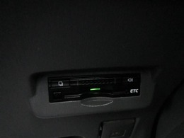 ETC付です!高速道路でもノンストップで通過できます。これからの季節、ドライブに必需品です!