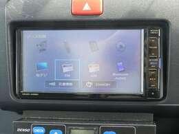 ダイハツ純正ナビNMZK-W68D搭載!フルセグTV、DVD再生、Bluetoothオーディオ・ハンズフリー機能付き!