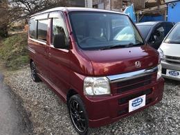 ホンダ バモス 5MT 4WD