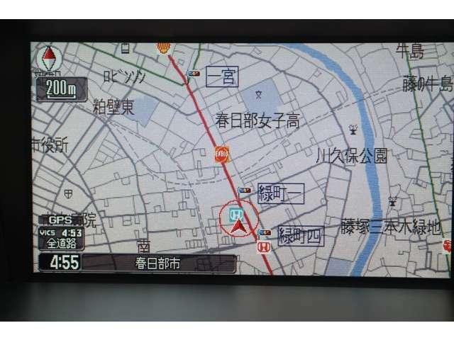 純正ナビ搭載車!!ナビ起動までの時間と地図検索する速度が最大の魅力で、初めての道でも安心・快適なドライブをサポートします!!