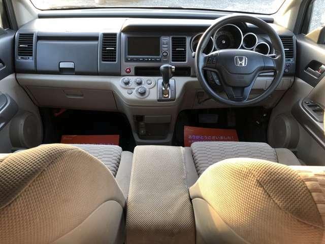 座り心地のいいシートで長距離運転でも疲れずらいです