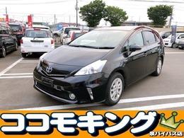 トヨタ プリウスα 1.8 S 関東仕入・純ナビ・地デジ・Bluetooth
