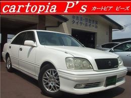 トヨタ クラウンアスリート 3.0 G ワンオーナー/タイベル一式交換済み/CD