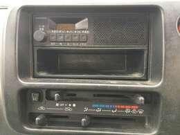 ラジオ・エアコン