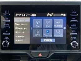 【純正ナビ】Bluetooth☆AM☆FM☆フルセグ☆運転がさらに楽しくなりますね♪