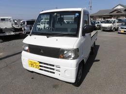 三菱 ミニキャブトラック 660 Vタイプ エアコン付 パワステ ワンオーナー