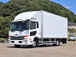 UDトラックス コンドル 4t バン ワイド 後輪エアサス TKG-MK38C