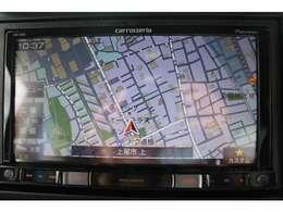 カロッツェリアナビ装備!AVIC-RZ09 DVD Bluetoothオーディオ機能搭載! タッチパネルで操作も楽々!!