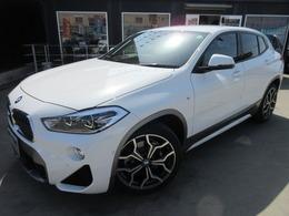 BMW X2 xドライブ20i MスポーツX 4WD (純正ナビ/Bカメラ/専用19AW/ワンオーナー)