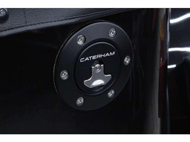ブラックパック標準装備のため、各所ブラック仕上げとなります。