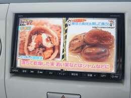 純正ナビ/地デジ/DVD付いています(^^)/