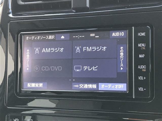 純正SDナビ フルセグTV
