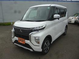三菱 eKクロススペース 660 T 4WD ナビTV スマートキー LEDライト
