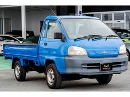 トヨタ ライトエーストラック 1.8 DX シングルジャストロー ロングスチールデッキ 三方開 4WD