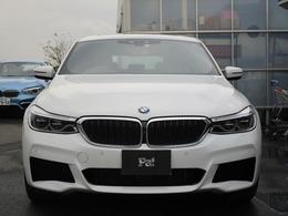 BMW 6シリーズグランツーリスモ 630i Mスポーツ ディーラー使用車 ナビ+バックカメラ+ETC