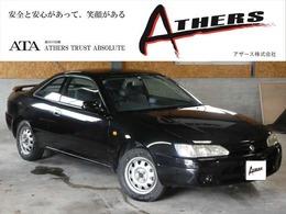トヨタ カローラレビン 1.6 XZ AE111 5MT 全塗装済黒  リアスポイラー